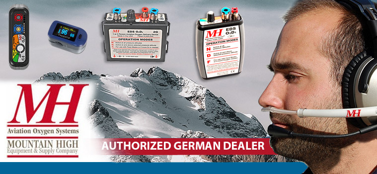 Mountain High - Elektr.Sauerstoffsysteme im Angebot