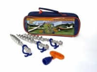 Flugzeug Verankerungs-Set & Bremsklötze