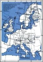 ICAO-Karten Europa