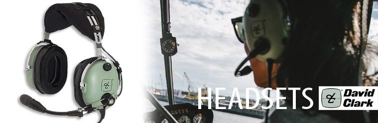 Headsets, Intercoms & Zubehör