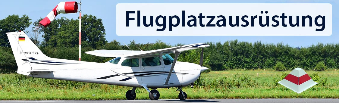 Flugplatzausrüstung