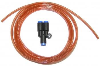 MH.001m Y-Split-Kit mit Absperrventil
