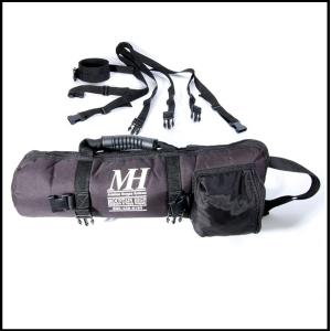 MH.001q Gepolsterte Tasche Fullpack für Sauerstoffflaschen