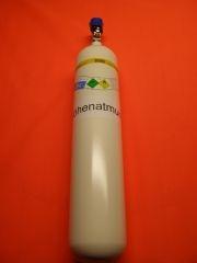 SFL.004 Sauerstoff-Stahlflasche 4 Ltr. mit Pi-Kennzeichnung
