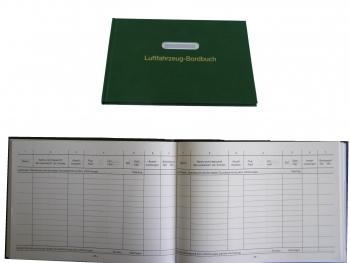 BD.002 Bordbuch für Segelflieger