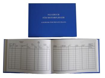 FB.003 Flugbuch für Motorflieger