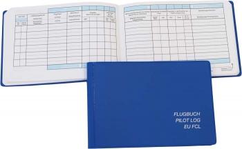 FB.006 Flugbuch Schiffmann EU FCL