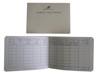 FB.007 Flugbuch der DFS