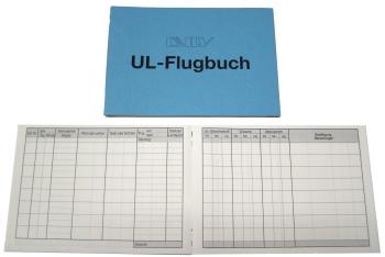 FB.008 Flugbuch für UL