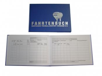 FB.020 Fahrtenbuch für Ballonpiloten