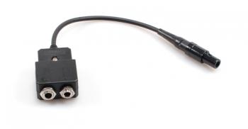 ZB.010.2 Headset-Adapter Lemo / GA-General Aviation