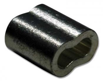 SF.005.5 Seilklemme Nicopresshülse  4,6-5,0 mm