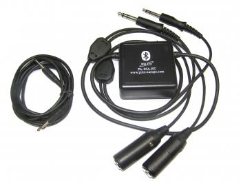H.108E Pilot PA 86 BT Handy-Adapter mit Bluetooth