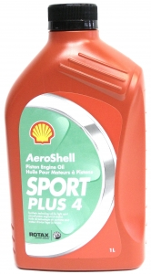 OIL.1 AeroShell Oil Sport Plus 4,  1 Liter