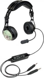 H.043.3 David Clark PRO-X - Hybrid ENC Headset, aktiv