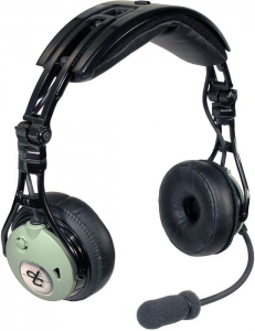 H.043.1 David Clark PRO Headset - supra-aural, passiv
