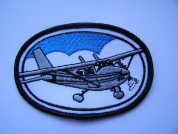 Aufnäher Nr.11 Cessna