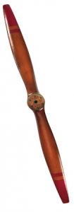 GA.003 Deko-Holzpropeller Vintage Länge 1,86m
