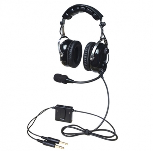 UFQ.2 ANR Aviation Headset UFQ A28 aktiv