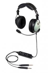 H.043.6 David Clark ONE-X Hybrid ENC Headset,aktiv m.PJ-Steckern