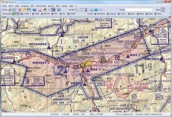 ICAO-AT Digitalisierte ICAO-Karten Österreich
