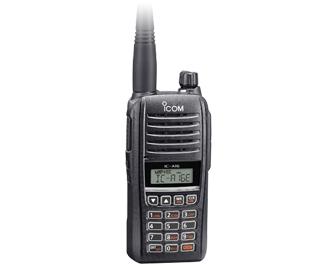 IC.039 ICOM IC-A16E VHF Flugfunk-Handfunkgerät