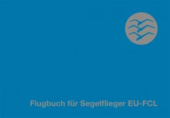 FB.005.1 Flugbuch für Segelflieger EU-FCL NEU !