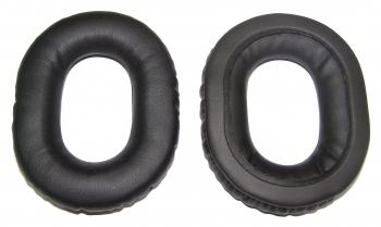 UFQ.6 Ersatz-Ohrmuscheln Leder für Headsets UFQ,David Clark,Pilot etc.)