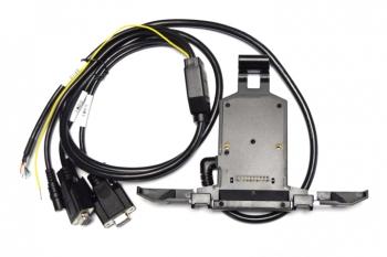 VT.001.1 DT7DSM Dockingstation mit komplettem Kabelsatz für MDT7 Tablet