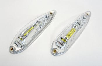 LED.040 Andromeda Flügelendleuchte mit Strobelight
