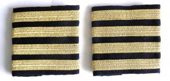 T.092 Schultertressen Kapitän