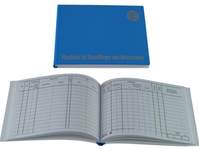 Sonstige Weitere Sportarten BD.001 Bordbuch für Motorflieger