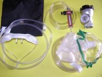 MH.009 4-Platzsystem XCP-Sauerstoff-Atemanlage