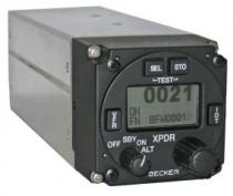 TP.001 Mode S Transponder Becker BXP 6401-2-(01),Class 2