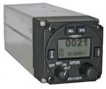 TP.002 Mode S Transponder Becker BXP 6401-1, Class 1