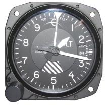 HM.004 United Instrument TSO Fein-Grob-Höhenmesser 20K