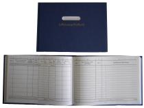 BD.001 Bordbuch für Motorflieger