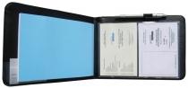 FB.014.1 Leder-Schutzhülle für JAR/FCL Flugbuch