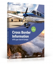 LHB.009 Cross Border Information: VFR quer durch Europa (5. Auflage)