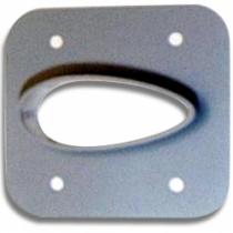 E.004 Einbauhalterung für Staurohr AN 5812