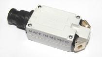 ZB.025m Luftfahrt Klixon Druck-Sicherungs-Automat 1/2 Amp.
