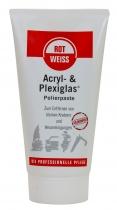 """PM.032 """"Rot Weiss"""" Acryl- & Plexiglas Polierpaste 15"""