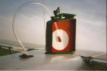 BT.008 Handy-Pump 1.6 der Umfüllschlauch mit Ansaughilfe