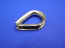 SF.009 Herzkausche 5mm für Seil 4,1-5,0 mm