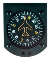 KP.009 Vertical Kompaß MC 022 - MCVC-2L