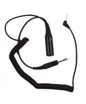 H.108B Headset-Adapter PA80S zum Anschluss von MP3 Player..