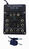 H.111 PILOT PA 400 ASC-T 4-Platz Intercom mono/stereotauglich