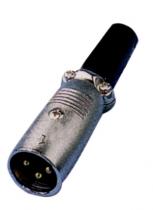 H.105 XLR Stecker