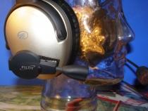 XP.014 Headset LED-Cockpit-Lampe mit Halterung für Headset