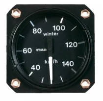 FM.006 Winter Fahrtmesser EBF mit 1-facher Zeigerumdrehung
